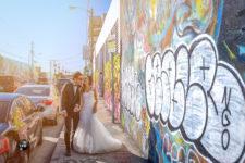 post boda en wynwood distrito de arte